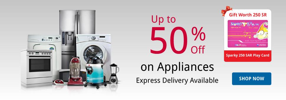 Appliances + Sparkys