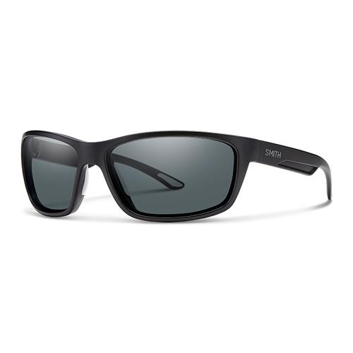 b10b7b329 Buy Smith Unisex Matt Black Sunglasses With Plastic Grey Blue Lens in Saudi  Arabia