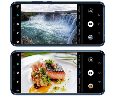 Huawei Nova 3i, 128GB, Black - eXtra Saudi