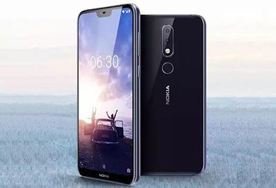 Nokia 6 1 Plus, 64GB, Black - eXtra Saudi