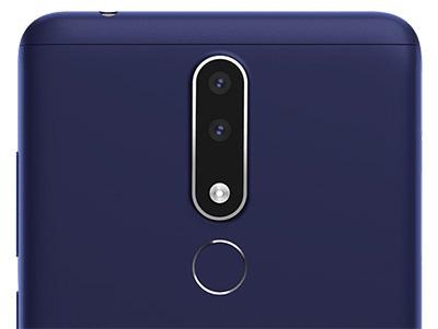 Nokia 3 1 Plus, 32GB, Blue - eXtra Saudi