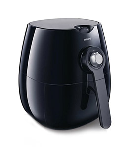 Philips Viva Collection Airfryer-Black