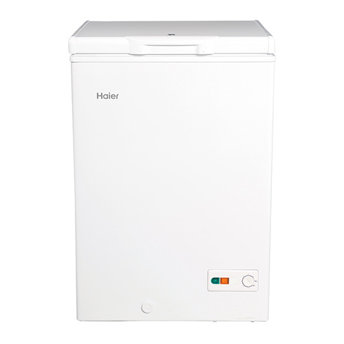 Haier Chest Freezer, 3.6 Cu.Ft. White