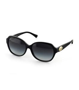 نظارة شمسية كوتش للسيدات إطار مربع لون أسود