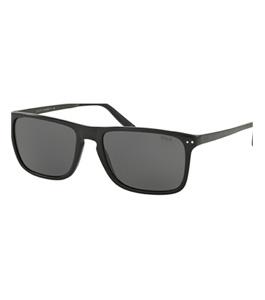 2cc731247edba نظارة شمسية بولو رالف لورين للرجال إطار مربع لون أسود - إكسترا السعودية
