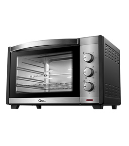 ClassPro Oven 45L, 2000W, Double Glass door, Rotisserie and Convection