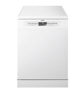 Smeg Dishwasher, 13 Place Settings 10 Program, White