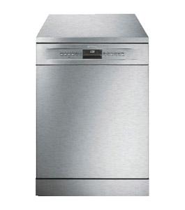 Smeg Dishwasher 13 Place Settings, 10 Programs, Stainless Steel