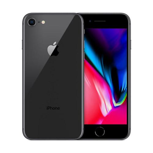 آيفون8 سعه 256جيجابايت, 4.7 بوصة,  لون رمادي