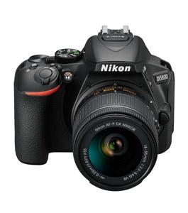 نيكون كاميرا دي5600 مع عدسه 18-55مم مانعه للاهتزاز