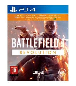 BATTLEFIELD 1 - Revolution Goty For PS4