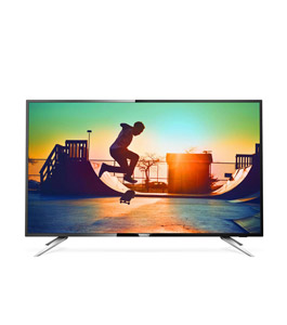 Philips, 50 Inch, Smart, 4K LED, PUT6102/56