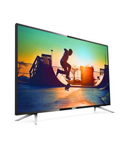 Philips, 55 Inch, Smart, 4K, PUT6102/56