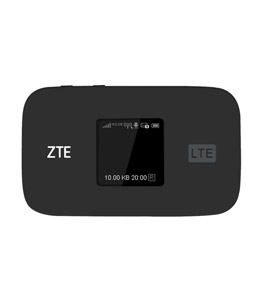ZTE 4G LTE CAT6 Full Band, up to 300 Mbps, 2800mAh, working time 10 hours, support 32 users