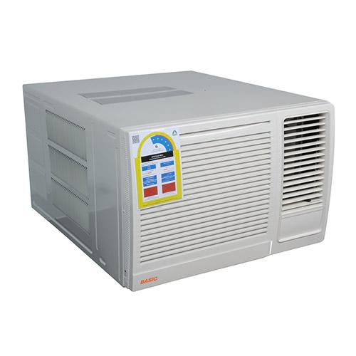 Basic Window AC 17,600 BTU, Hot and Cold R410a, 5Stars, Rotary Compressor