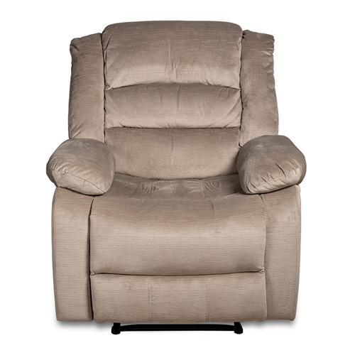 كرسي استرخاء مصنع من القماش يدوى  لون بيج