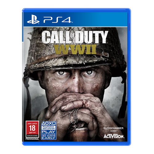 Call Of Duty, WWII PS4