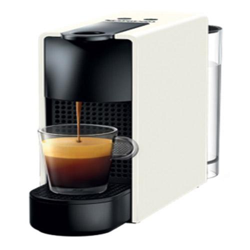 نسبرسو ايسينزا مينى صانعة قهوة, أبيض