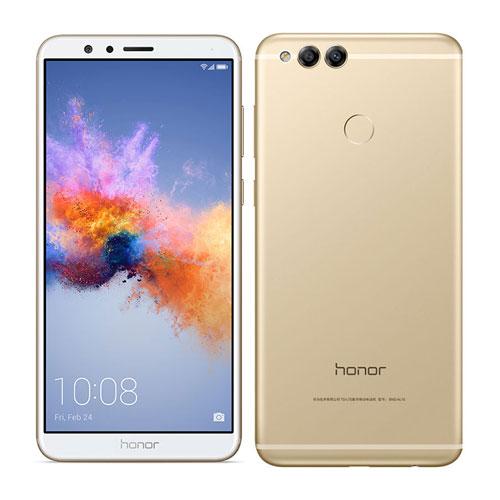 Huawei Honor 7X, Dual Sim, LTE, 5.9 Inch, 64GB, Gold