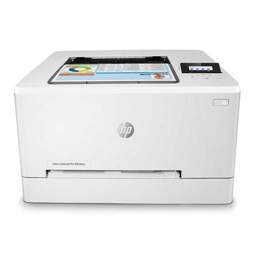 HP Color LaserJet Pro M254nw Printer- White