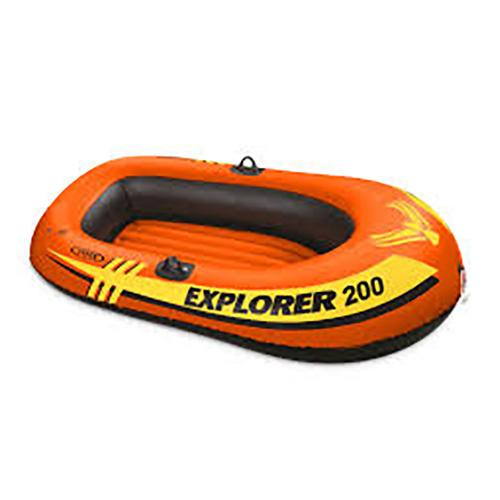 انتكس إكسبلورر 200، قارب عائم