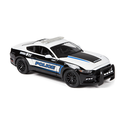 سيارة شرطة فورد موستانغ 1:18