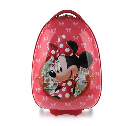 07f468a7ccf3b حقيبة ديزني للاطفال مع رمز تعبيري الاسطوانة الصغيرة 14-16