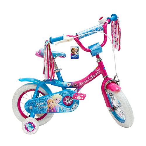 فروزن أنا و السا دراجة 12 بوصة