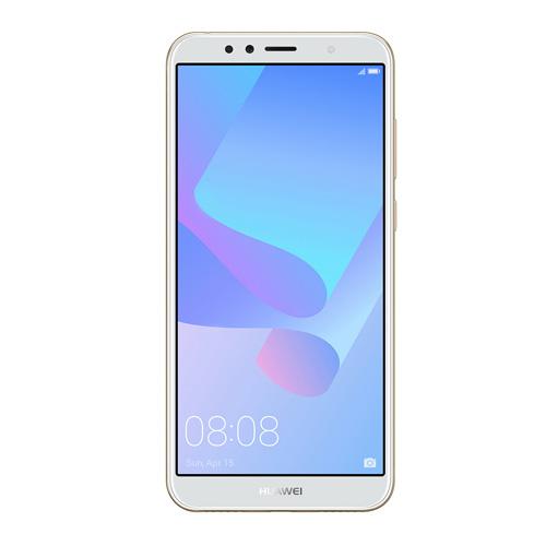 Huawei Y6 Prime 2018, 16GB, Gold - eXtra Saudi