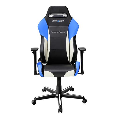 Dxracer Drifting Series Gaming Chair Black, White and Blue