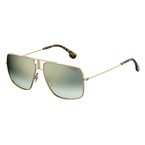 9cde19619f Carrera Mens Gold Havana Sunglasses
