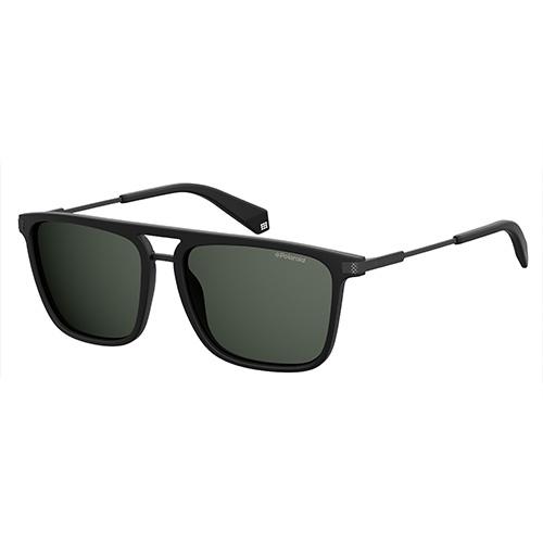 نظارة شمسية بولارويد سوداء اللون
