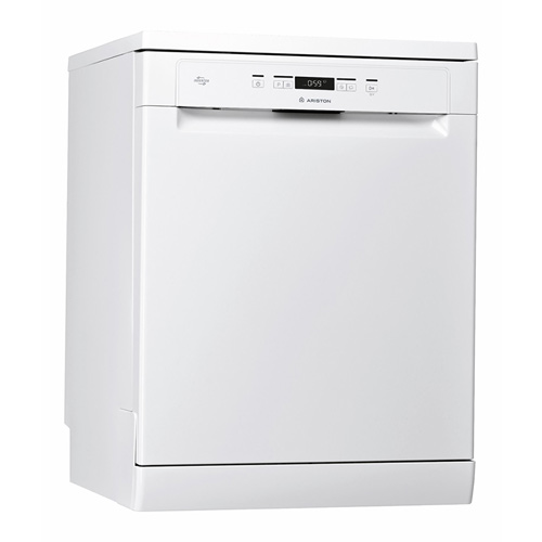 Ariston LFC3C26, Dishwasher, 7 Programs, 14 place settings, White