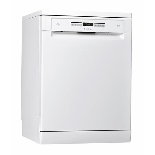 Ariston LFO3P23WL, Dishwasher, 9 Programs, 15 Place Settings, White