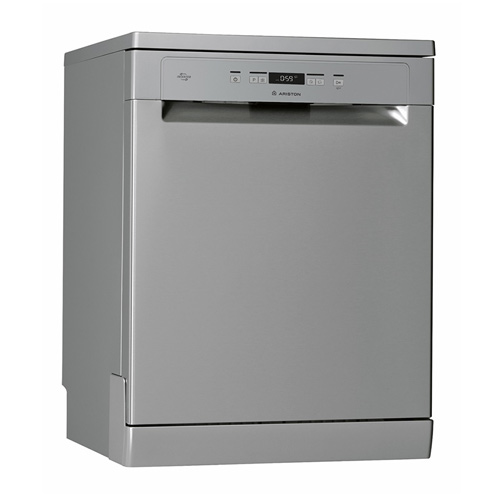 Ariston LFC3C26X, Dishwasher, 7 Programs, 14 place settings, Silver