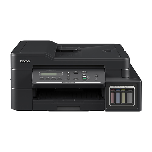 Brother Printer Scan Copy With ADF WiFi Black