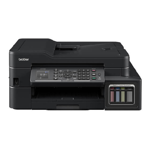 Printers extra saudi brother printer scan copy fax with adf wifi black reheart Choice Image