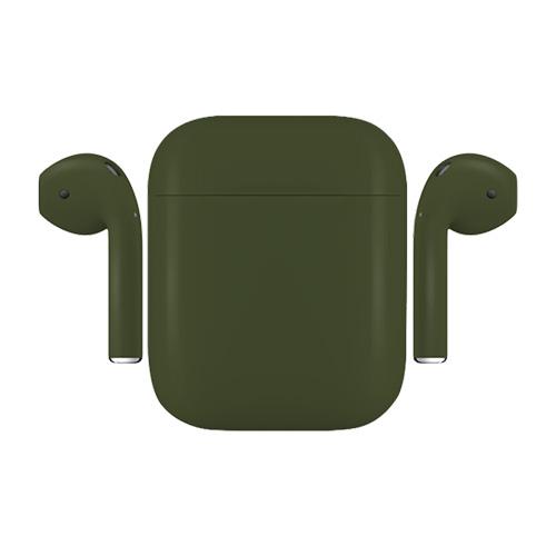 أبل سويتش إيربود، أخضر غامق