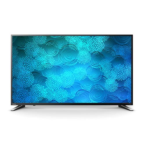 توشيبا، تلفزيون 55 بوصة، ذكي، فائق الوضوح, واي فاي
