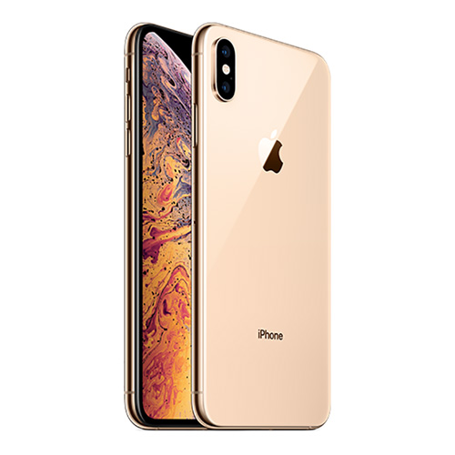 iPhone XS Max, 256GB, FaceTime, Gold