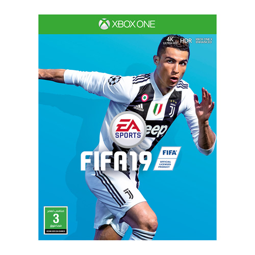 FIFA 19 Xbox One Bundle