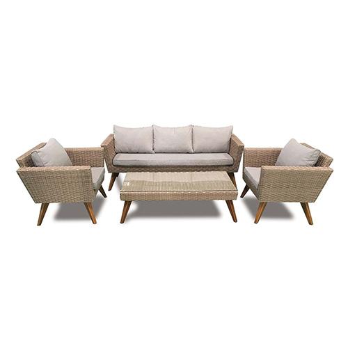 هومز جلسة خارجية، خمسة مقاعد وطاولة