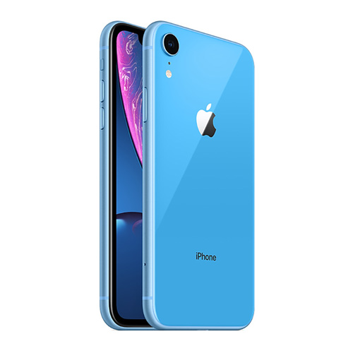 أبل آيفون إكس أر، 128 جيجا، أزرق