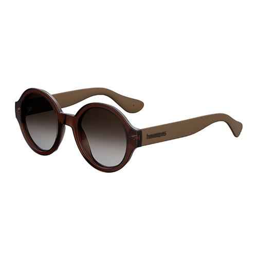 dfbdac542c Havaianas Ladies Brown Sunglasses With Plastic Brwn Sf Lens