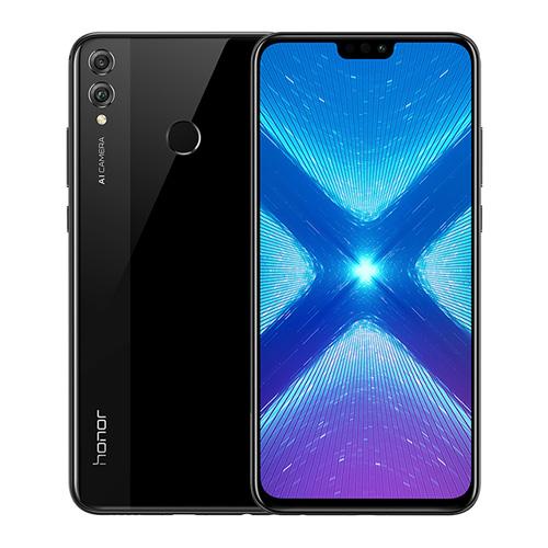 Honor 8X, 64GB, Black
