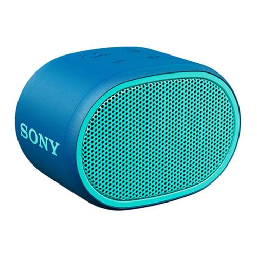 سوني مكبر صوت بلوتوث، أزرق