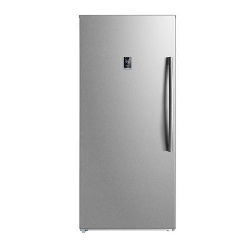 ClassPro Upright Freezer 21 Cu.ft, Single Door, Silver