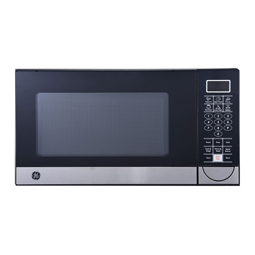 GE Microwave with Grill,  28L, 1000W, Stainless Steel