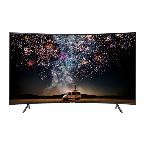 Samsung 55 Inch, Curved, Smart, 4K UHD TV, UA55RU7300