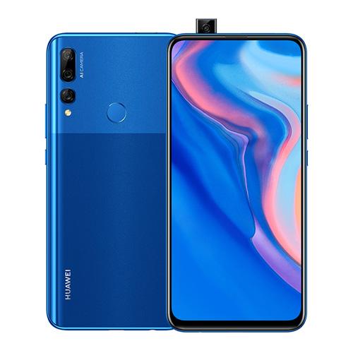 Huawei Y9 Prime 2019, 128GB, Sapphire Blue - eXtra Saudi